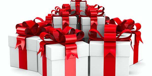 Množstevní slevy a dárky